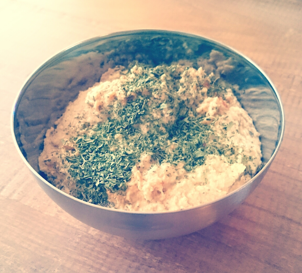 Recept: Homemade humus