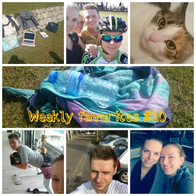 Weekly favorites #10