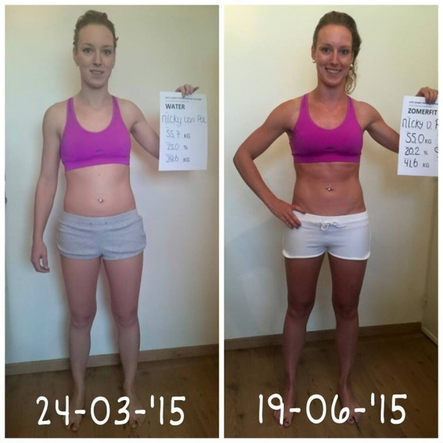 Herbalife Level 10 Challenge | Hallo (bijna) sixpack!