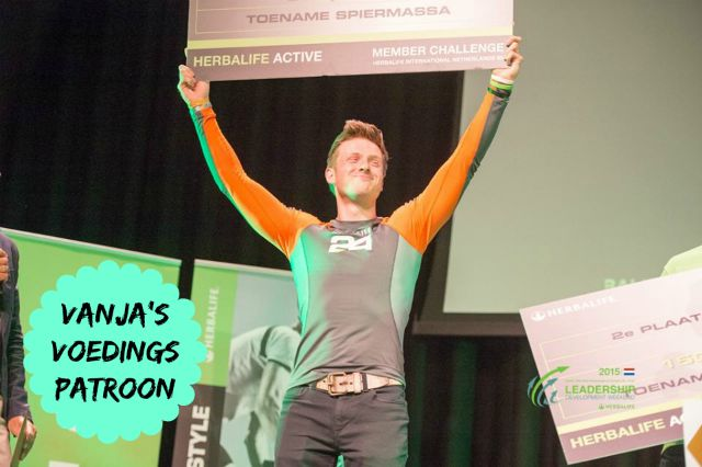 Herbalife Level 10 Challenge | Vanja's voedingspatroon