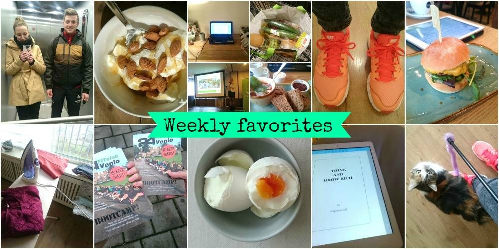 Weekly favorites: Feest, bios & workmode