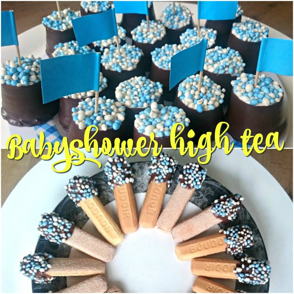 Recept: Babyshower high tea